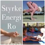 yoga collage¨